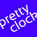 prettyclock