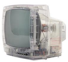 tv gjennomsiktig