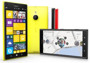 Rykende ferske Lumia 1520 kommer til Norge i januar neste år.
